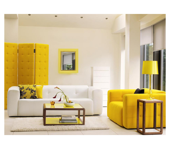white-yellow-living-room-look-elegant