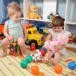 Фото 155: Зона игр в детской для двух детей