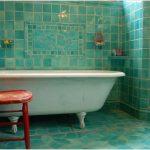 Фото 37: Сочетание плитки в ванной комнате
