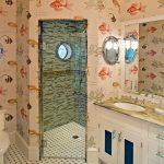 Фото 39: Ванная в морском стиле