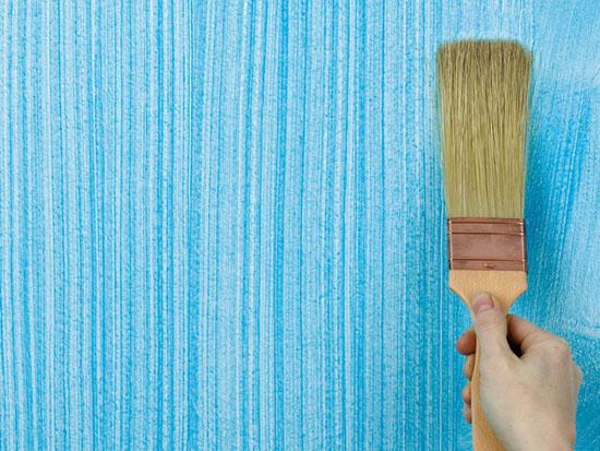 Растяжка цвета - прием декоративного окрашивания