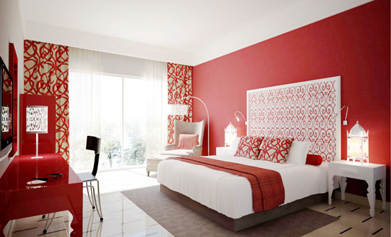 Red-bedroom-decorating-ideas