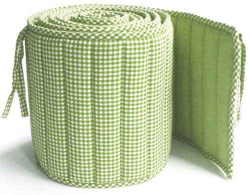 Мягкие бортики для детской кроватки