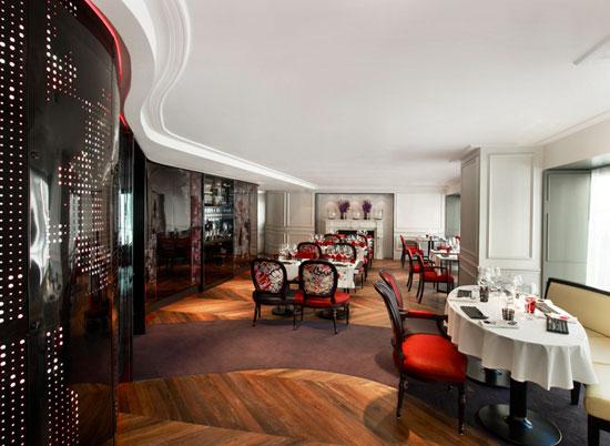 Ресторан гостиницы