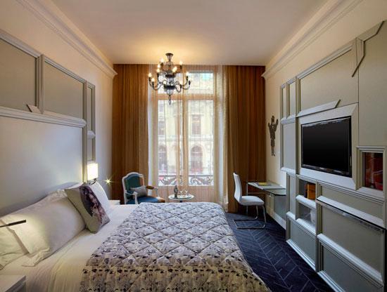 Спальная комната другой ракурс
