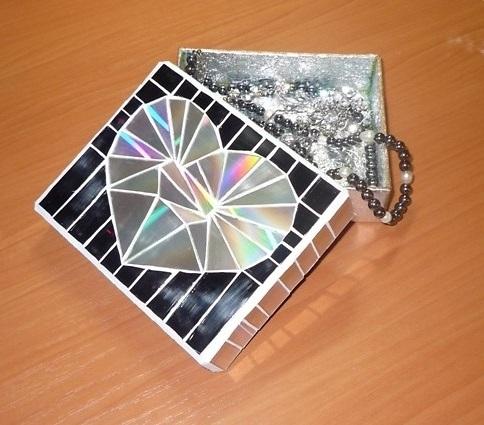 Шкатулка CD