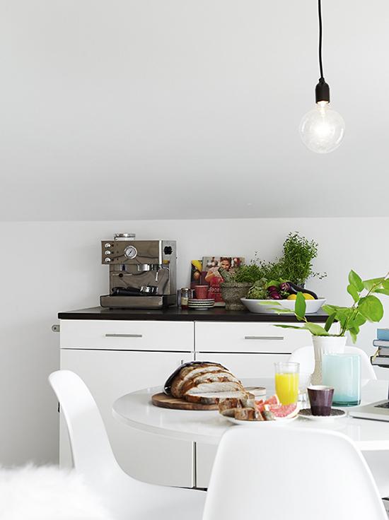 Рабочая зона в кухне