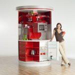 Фото 40: Вращающийся кухонный гарнитур