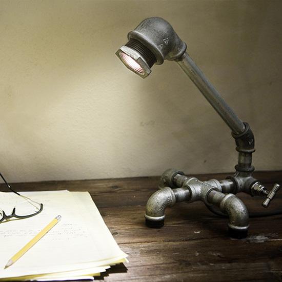 Светильники в стиле техно