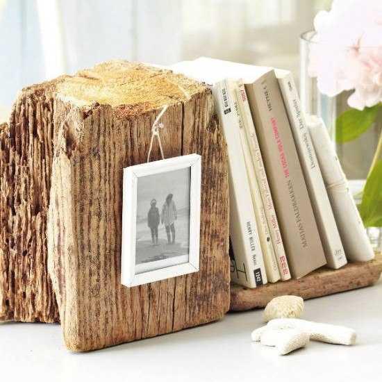 Оригинальная деревянная рамка ручной работы