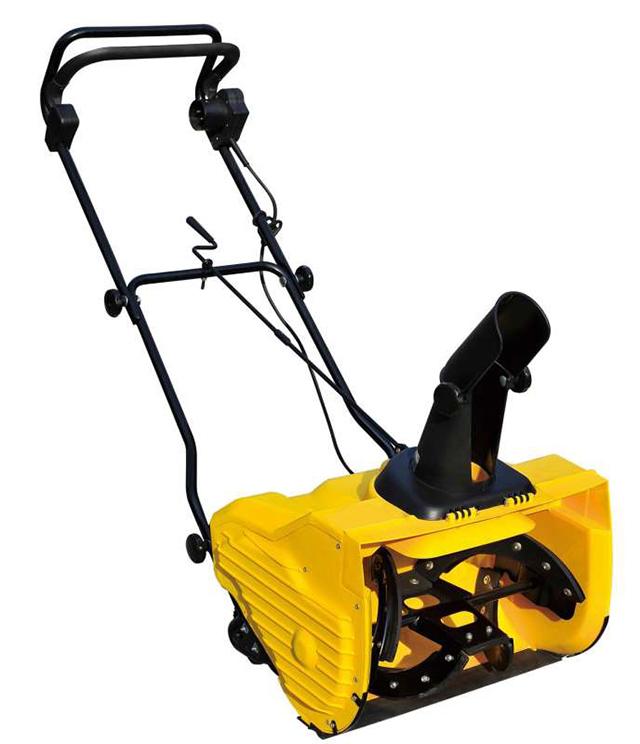 Простой и недорогой аппарат для уборки снега
