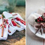 Фото 99: Новогоднее украшение салфеток