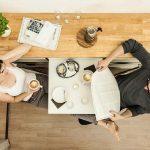 Фото 54: Выдвижной стол для маленькой кухни