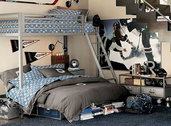 Комната для подростка