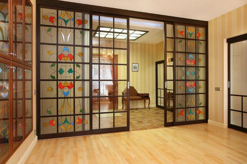 Раздвижные двери полотно
