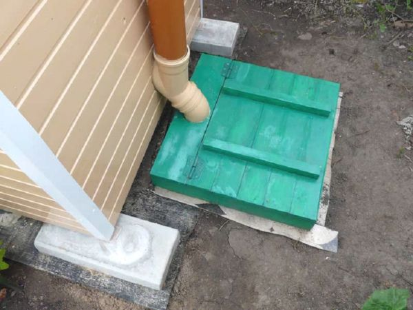 вытяжка в туалете на даче