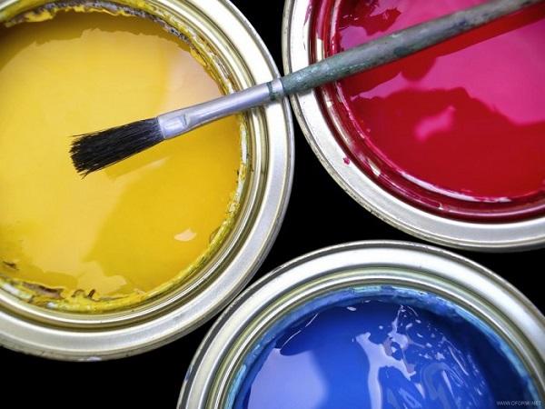 краски для отделки