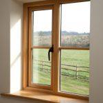 Фото 35: Оштукатуренные откосы для деревянного окна