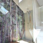 Фото 28: Фото панели в ванной комнате