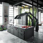 Фото 33: Кухонная вытяжка в футуристическом дизайне