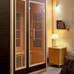 Фото 35: ИК-сауна в спальне