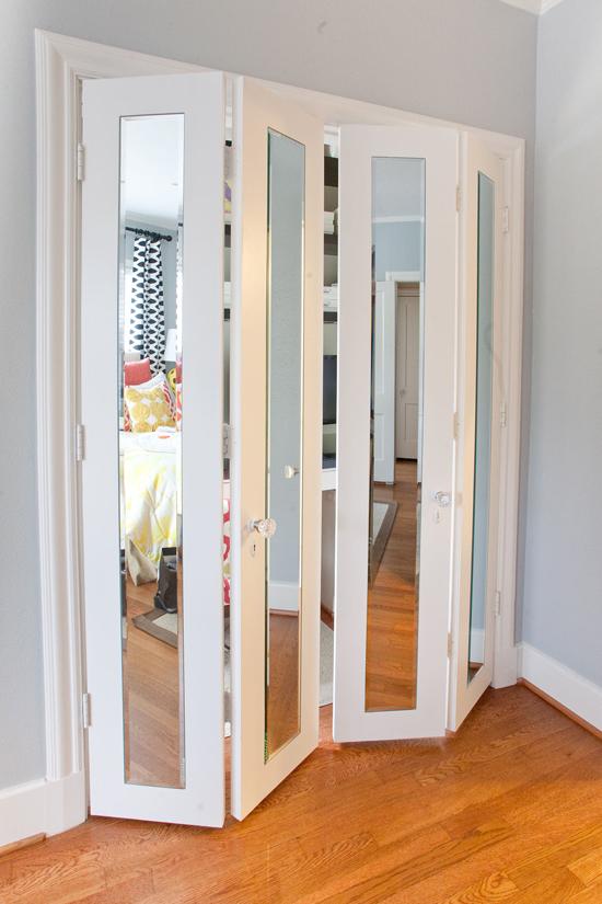 Раздвижные двери-гармошка
