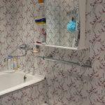 Фото 31: Панели в ванной с рисунком