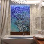 Фото 35: Пузырьковые панели в ванной