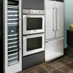 Фото 21: Встроенные кухни из пластика фото