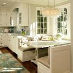 Фото 24: Ящики на встроенной кухне