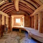 Фото 12: Баня в старинном стиле