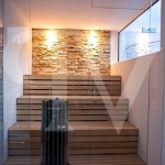 Фото 13: Баня с тремя ступеньками