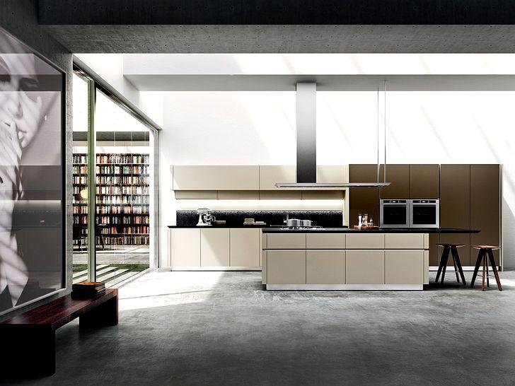 Модульный кухонный интерьер