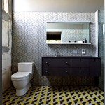 Фото 25: Красивый кафель для ванной комнаты