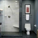 Фото 26: Серый кафель для ванной комнаты