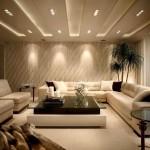 Фото 12: Белый угловой диван