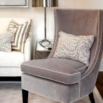 Фото 33: Мягкая мебель для гостиной фото кресла