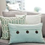 Фото 44: Подушки на мягкой мебели фото