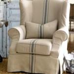 Фото 56: Кресло в интерьере гостиной