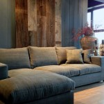 Фото 18: Серый большой диван