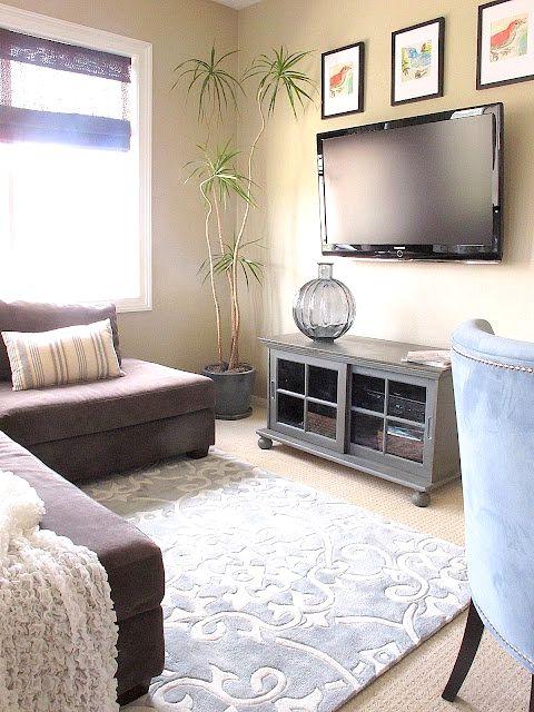 Угловой диван фото напротив телевизора