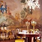 Фото 288: Кухня с фреской