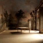 Фото 290: Фреска в минималистичном интерьере