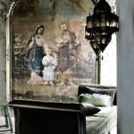 Фото 293: Библейские мотивы на фреске