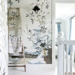 Фото 300: Фреска на стене в прихожей