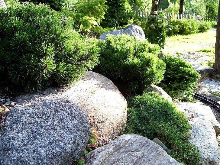 Очень большие камни