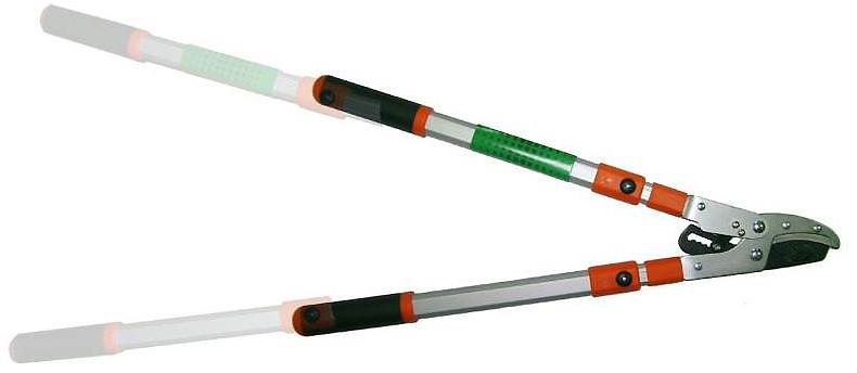 секатор с длинными ручками