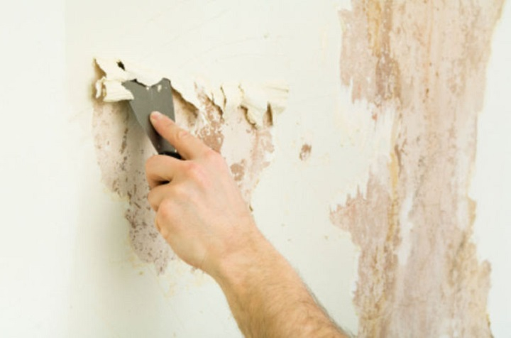 Стены необходимо очистить от существующих облицовок