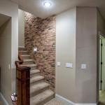 Фото 357: Классический американский интерьер, особенностью которого служит ковровое покрытие