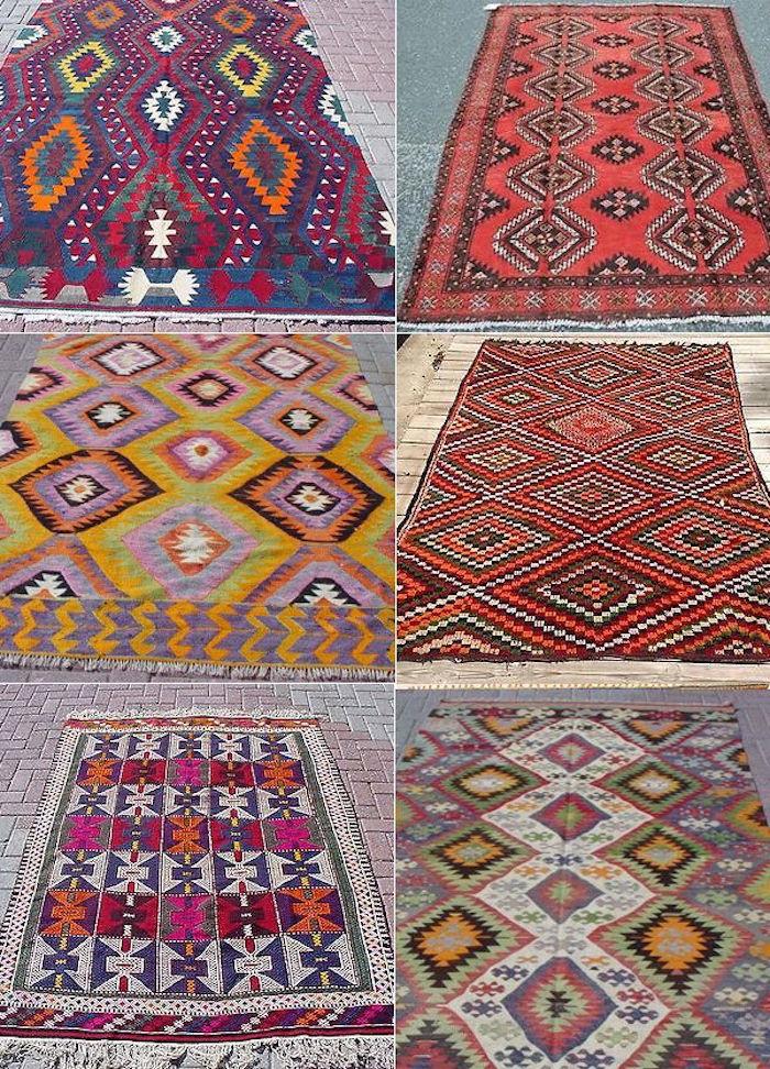 Варианты ковров схожих с советскими